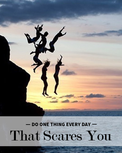 do-one-thing-every-day