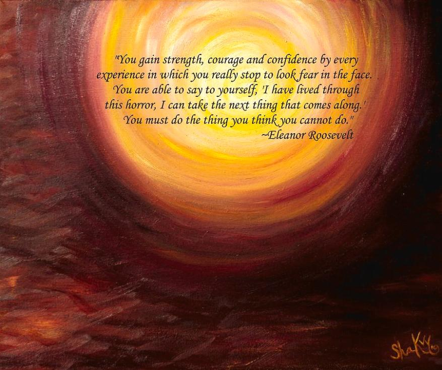 insatiable-painting-with-eleanor-roosevelt-quote-shannon-keavy