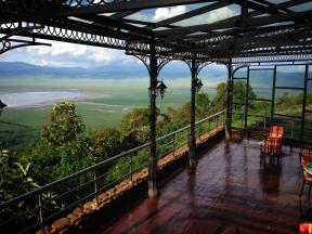 Tanzania.. adventure. Post Hike - Bevvy spot.