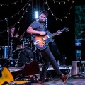 PHOTO 6 – Greg – On Stage with GuildGuitar