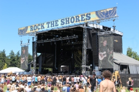 Rock the Shores 2015 via LoveBeingHere.com